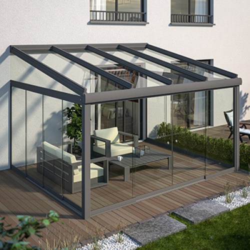 Glas Roofs